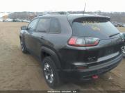 Cherokee Trailhawk – современный топовый джип Київ