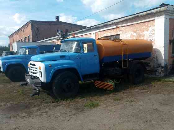 Поливомоечная машина на базе ЗИЛ-130 Київ