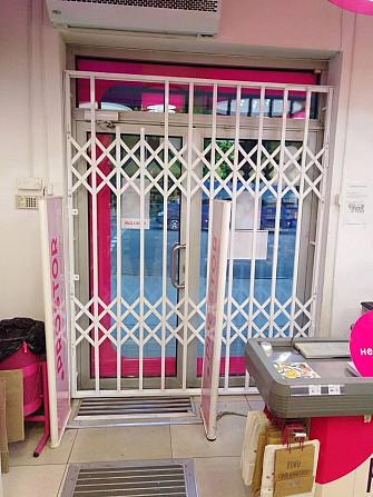 Раздвижные решетки (гармошка) на окна и двери Одесса Одеса - зображення 1