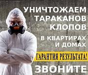 Скидка на дезинсекцию, всех видов насекомых. Качество. Харків