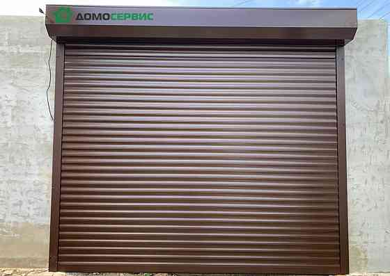 Защитные роллеты на гараж, окна. Гаражные ролеты, роллетные ворота Одеса