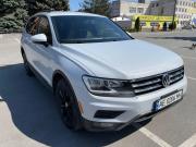 Volkswagen Tiguan SE – мощь тигра, реакция игуаны Київ