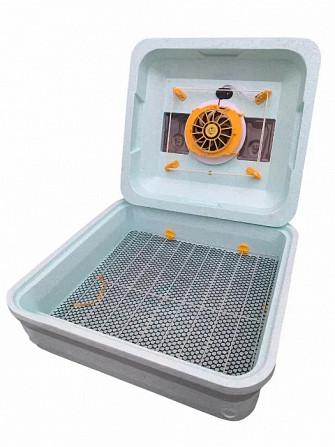 Инкубатор на 88 куриных яиц - Теплуша Green со встроенным влагомером! Запоріжжя - зображення 4