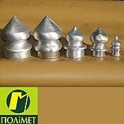 Алюмінієві наконечники до металевих огорож. Кам'янець-Подільський