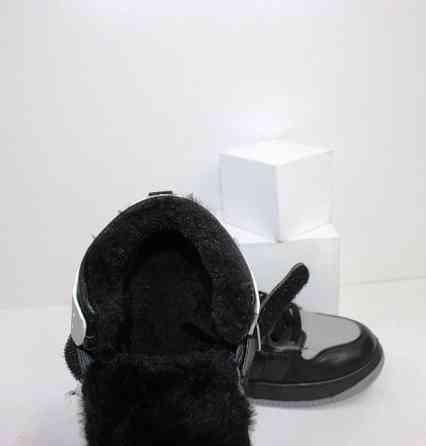 Подростковые тёплые кроссовки для мальчиков Код: 111808 (H340-1) Запоріжжя