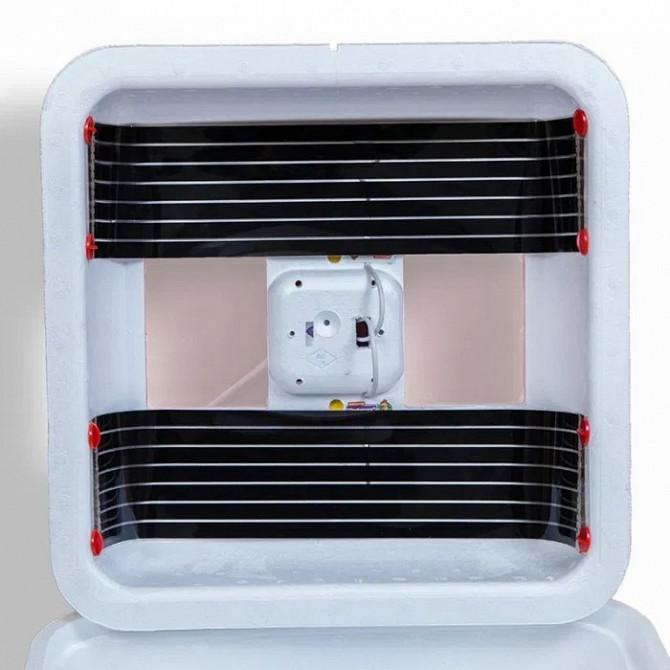 Инкубатор c цифровым дисплеем Рябушка на 70 яиц + заводская гарантия на 1 год! Житомир - зображення 3