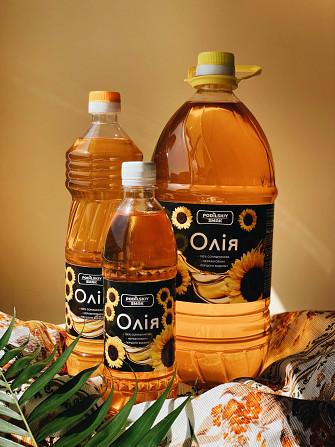 олія соняшникова Хмельницький - зображення 1