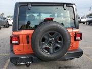 Jeep Wrangler Sport – спортивный внедорожник Київ