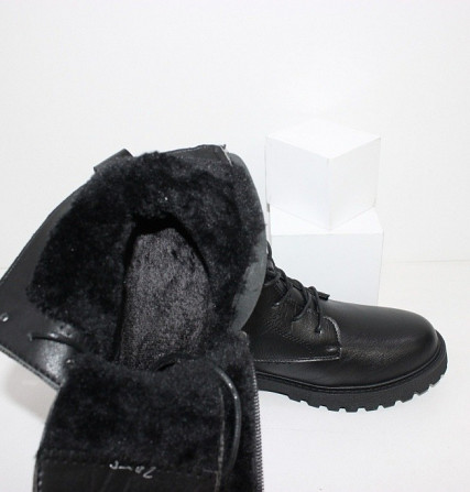 Зимние женские ботинки на молнии Код: 111782 (H53) Запоріжжя - зображення 5