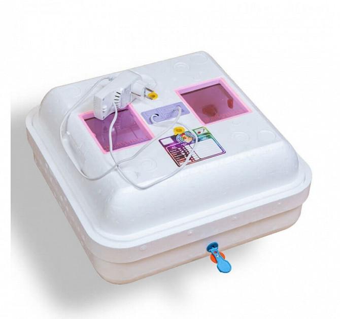 Инкубатор c цифровым дисплеем Рябушка на 70 яиц + заводская гарантия на 1 год! Житомир - зображення 1