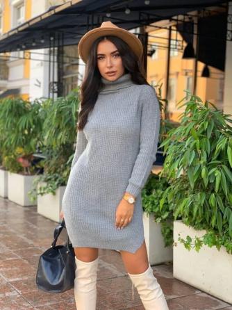 Платье -свитер Київ