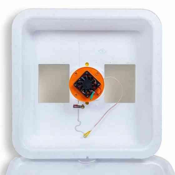 Инкубатор Рябушка Turbo на 42 яйца, автоматический переворот, выгодная цена! Дніпро