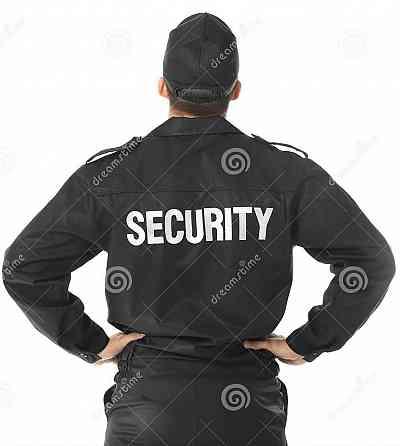 Запрошуємо чоловіків для роботи в службі охорони Одеса