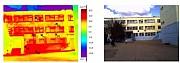Енергетичний аудит, тепловізор, тепловізійне обстеження квартир та будівлі Київ