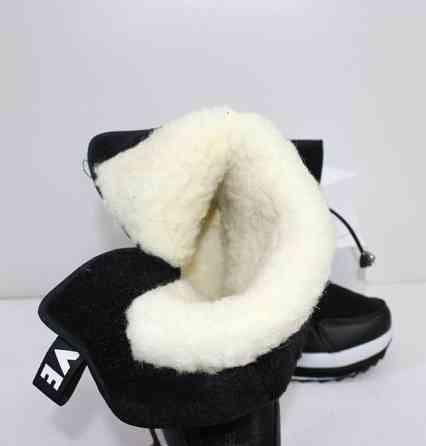 Теплые зимние дутики для девочек Код: 111991 (C1905-1) Запоріжжя