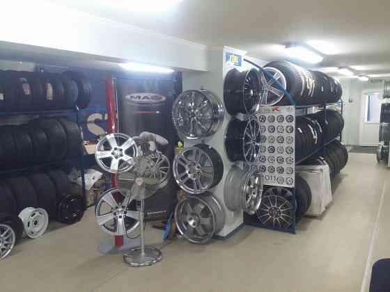 продам новые и б/у шины и легкосплавные диски в ассортименте Дніпро