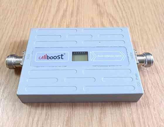GSM усилитель мобильной связи CB-1568-G 900 МГц 68 дБ 15 дБм, 150-200 кв. м. Дніпро