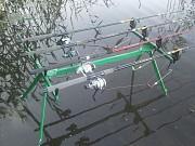Подставка Род Под на 4 удилища Rod Pod, подарок рыбаку Київ