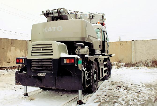 Аренда автокран Kato SR 250 VR Київ - зображення 1