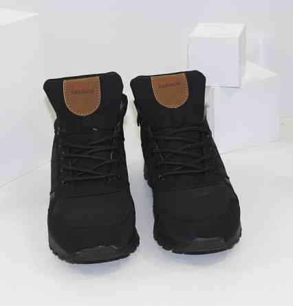 Зимние ботинки мужские Код: 105743 (8170-2) Запоріжжя