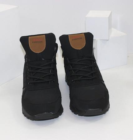 Зимние ботинки мужские Код: 105743 (8170-2) Запоріжжя - зображення 2