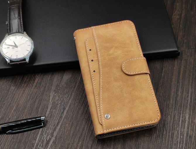 Кожаный чехол-книжка Umidigi F2, Realme 7 5G. Хмельницький - зображення 3
