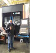 5-ти координатный центр с Чпу модель Axile G6 Sandart Харків