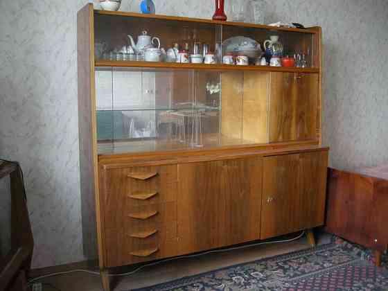 Сервант б/у производство Чехословакии в рабочем состоянии Київ