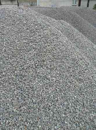 Щебень, песок с доставкой Миколаїв