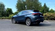 Toyota Venza 2021 Hybrid – новый семейный гибрид Київ
