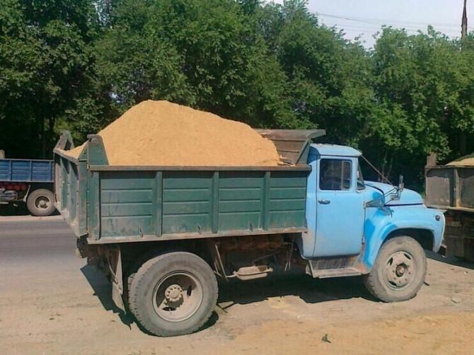 Щебень, песок с доставкой Миколаїв - зображення 1