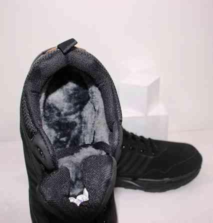 Зимние мужские кроссовки ботинки Код: 111817 (882-2) Запоріжжя