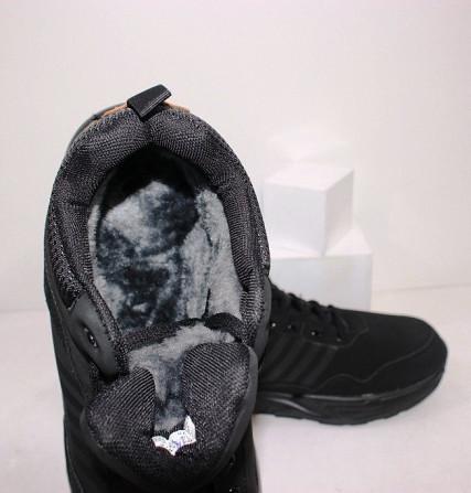 Зимние мужские кроссовки ботинки Код: 111817 (882-2) Запоріжжя - зображення 5
