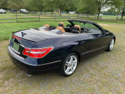 Mercedes-benz E-class E350 – хит среди кабриолетов Київ