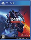 Продается диск Mass Effect Legendary edition для Ps4 Дніпро