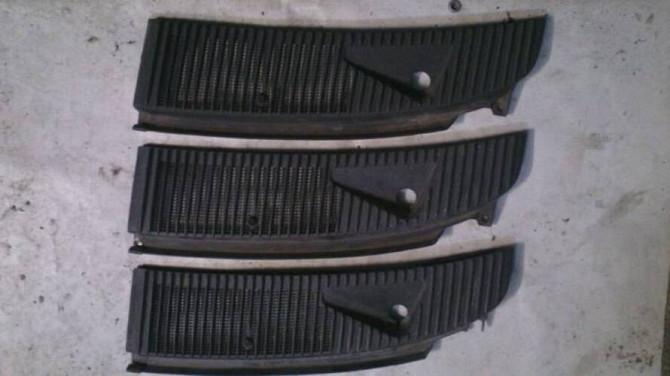 Накладка ліва під лобовим склом Opel Kadett GM 90186841 оригінал Вінниця - зображення 2