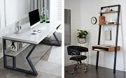 Стільниці для комп'ютерних столів з акрилового каменю. Комп'ютерні столи Харків