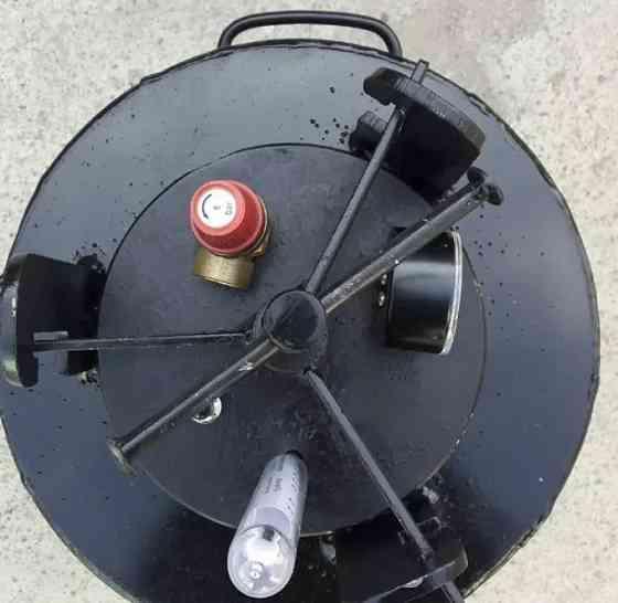 Автоклавы из черного металла ЧМ-10. Предложение от завода. Оплата по факту. Вінниця