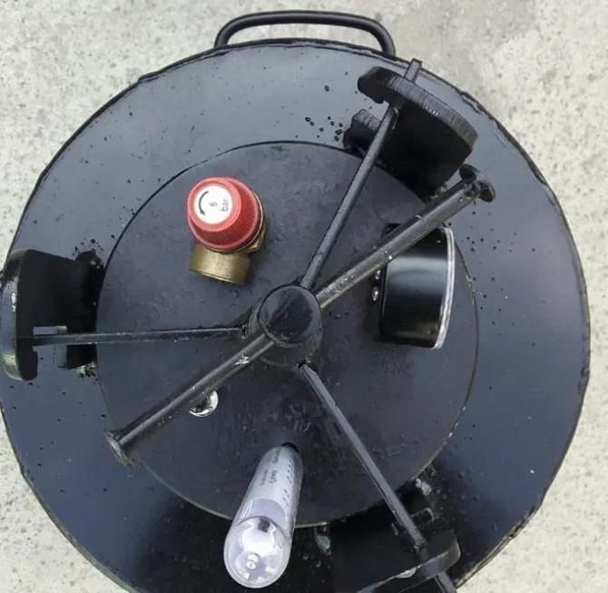 Автоклавы из черного металла ЧМ-10. Предложение от завода. Оплата по факту. Вінниця - зображення 3