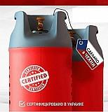 Композитний балон газовий 24, 5 л Київ