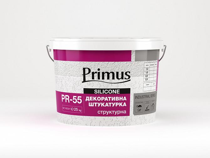 Акриловая штукатурка Primus база «Короед» 25кг. Київ - зображення 1