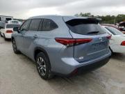 Toyota Highlander Xle – хедлайнер среди кроссоверов Київ