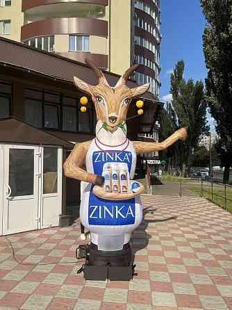 Надувные человечки – надежный рекламный инструмент Київ
