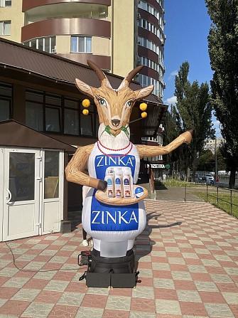 Надувные человечки – надежный рекламный инструмент Київ - зображення 2