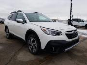 Subaru Outback Touring XT – внедорожный универсал Київ