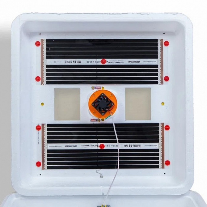 Инкубатор Рябушка Smart 120 Турбо (Автоматический переворот) Миколаїв - зображення 4