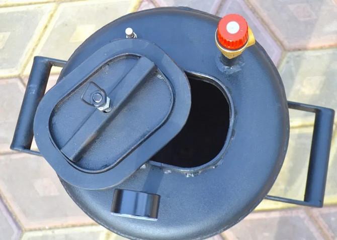 Автоклавы серии Троян из углеродистой стали толщиной 3 мм! Звоните, есть самые разные модели Київ - зображення 2
