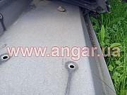 Ангар 12х29 шатровый дюралюминиевый демонтированный Київ