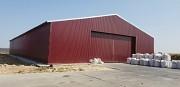 Ангари, зерносховища, виробничі чи складські приміщення з металоконструкцій Харків