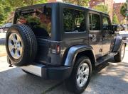 Jeep Wrangler Unlimited - в духе Моаб Київ